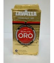 Кофе Lavazza Qualita Oro молотый 125 г Оригинал (Италия)
