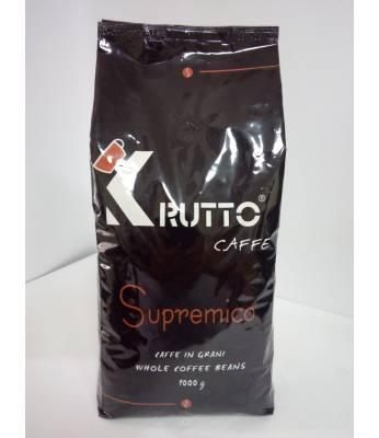 Кофе Krutto Caffe Supremico в зернах 1 кг