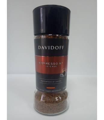 Кофе Davidoff Cafe Espresso 57 растворимый 100 г