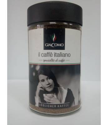 Кофе Alvorada GiaComo il Caffe Italiano растворимый 200 г
