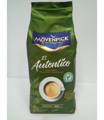 Кофе Movenpick El Autentico в зернах 1 кг