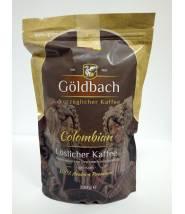 Кофе Goldbach Colombian растворимый 200 г (Германия)