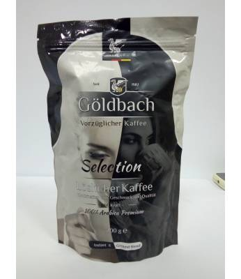 Кофе Goldbach Selection растворимый 200 г