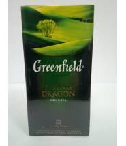 Чай Greenfield Flying Dragon  25 пак