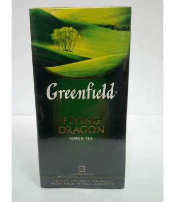 Чай Greenfield Flying Dragon  25 пак