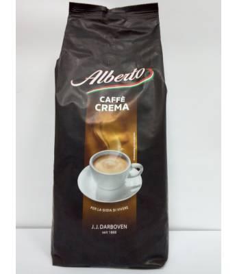 Кофе J.J.Darboven Alberto Crema в зернах 1 кг Оригинал (Германия)