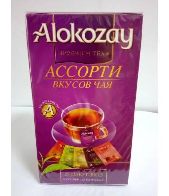 Чай Alokozay в Ассортименте 25 шт