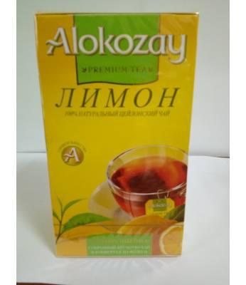 Чай Alokozay Лимон 25 шт