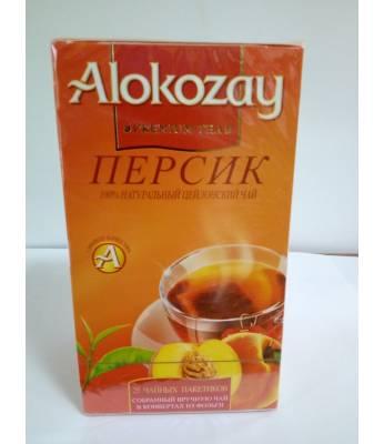 Чай Alokozay Персик 25 шт