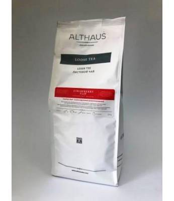 Чай Althaus Strawberry Flip 250 г