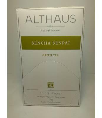Чай Althaus Sencha Senpai 20 шт
