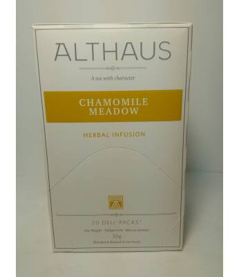 Чай Althaus Camomile Meadow 20 шт