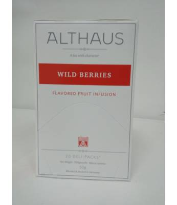 Чай Althaus Wild Berries 20 шт