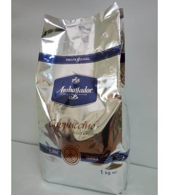 Капучино Ambassador French Vanilla 1 кг