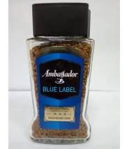 Кофе Ambassador Blue Label растворимый 190 г