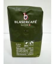 Кофе Blasercafe Pura Vida в зернах 250 г Оригинал (Швейцария) 100% Арабика