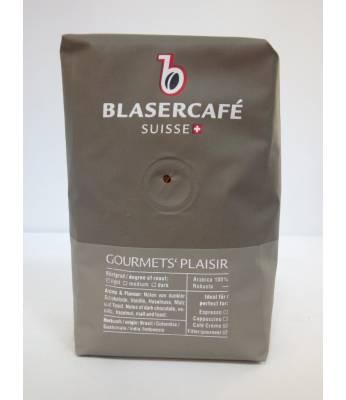 Кофе Blasercafe Gourmets Plaisir в зернах 250 г Оригинал (Швейцария) 100% Арабика