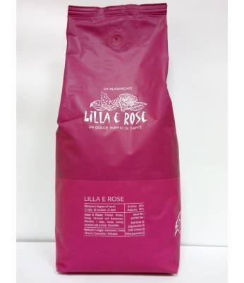 Кофе Blasercafe Lilla e Rose в зернах 1 кг Оригинал (Швейцария) 80% Арабика