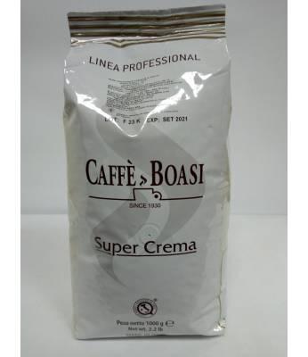 Кофе Boasi Super Crema в зернах 1 кг