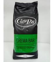 Кофе Caffe Poli Crema Bar в зернах 1 кг
