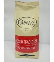 Кофе Caffe Poli Rosso Tradizione в зернах 1 кг
