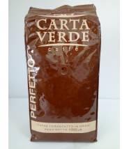 Кофе Carta Verde Perfetto в зернах 1 кг