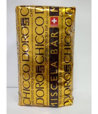 Кофе Chicco d'Oro Miscela Bar в зернах 1 кг Оригинал (Швейцария)