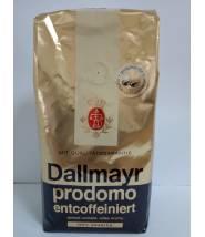 Кофе Dallmayr Prodomo entcoffeiniert в зернах 500 г