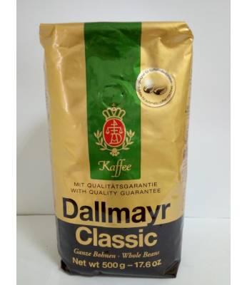 Кофе Dallmayr Classic в зернах 500 г Оригинал (Германия)