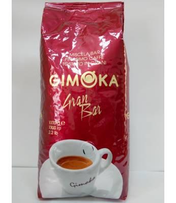 Кофе Gimoka Gran Bar в зернах 1 кг