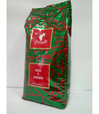 Кофе Julius Meinl Red & Green в зернах 1 кг
