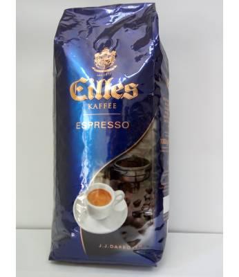 Кофе J.J.Darboven Eilles Espresso в зернах 1 кг