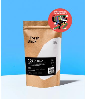 Кофе в зернах Fresh Black COSTA RICA LAS LAJAS 1 кг
