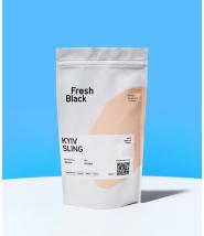 Кофе в зернах Fresh Black KYIVSLING 1 кг