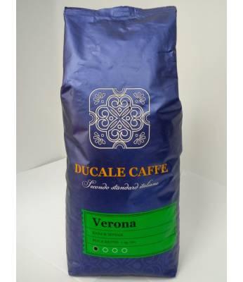 Кофе Gemini Ducale Caffe Verona в зернах 1 кг