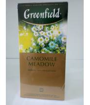 Чай Greenfield Camomile Meadow 25 пак