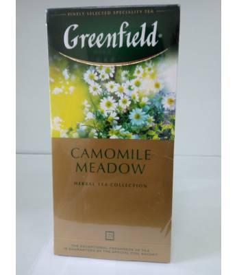 Чай Greenfield Camomile Meadow 25 пак.