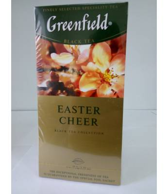 Чай Greenfield Easter Cheer 25 пак