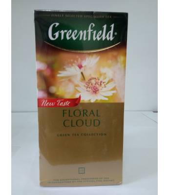 Чай Greenfield Floral Cloud 25 пак