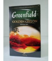 Чай Greenfield Golden Ceylon 100 г