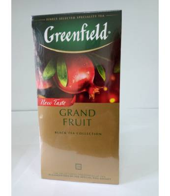 Чай Greenfield Grand Fruit 25 пак