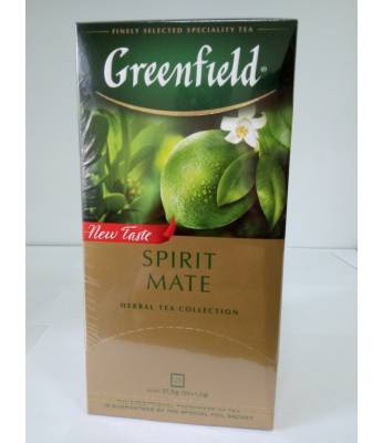 Чай Greenfield Spirit Mate 25 пак.