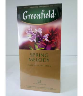 Чай Greenfield Spring Melody 25 пак