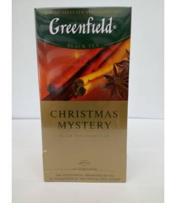 Чай Greenfield Christmas Mystery 25 пак