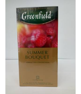 Чай Greenfield Summer Bouquet 25 пак.