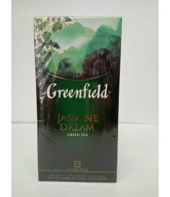 Чай Greenfield Jasmine Dream 25 пак.