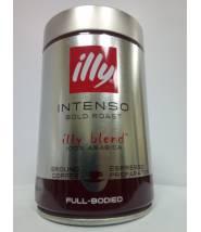 Кофе Illy Intenso ж/б молотый 250 г Оригинал (Италия)