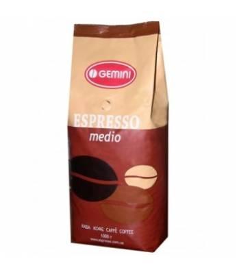 Кофе Gemini Espresso Medio в зернах 1 кг