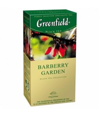 Чай Greenfield Барбарис 25 пак.
