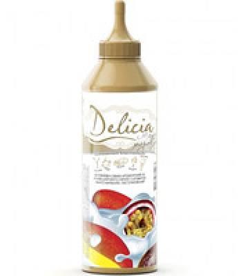 Топпинг Delicia Манго-маракуйя 600 гр